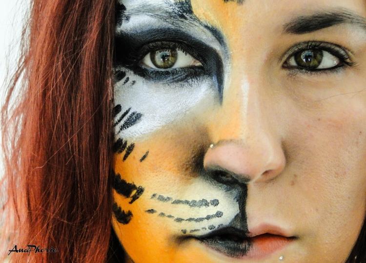livredelajungle+maquillage